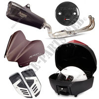 Scooter Accessoires-Yamaha